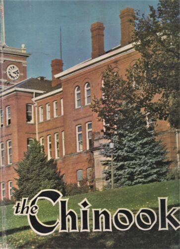 "1948 ""Chinook"" - State College of Washington Yearbook - Pullman, Washington +"