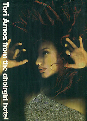 "TORI AMOS ""FROM THE CHOIRGIRL HOTEL"" PIANO/VOCAL/GUITAR MUSIC BOOK NEW ON SALE!!"