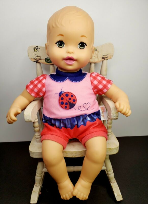 "2013 Mattel Little Mommy Doll 12"""