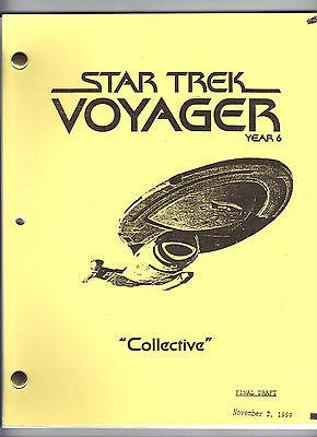 STAR TREK: Voyager Year 6 show script