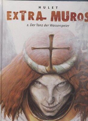 EXTRA MUROS # 2 - DER TANZ DER WASSERSPEIER - HULET - EHAPA 2005 - TOP