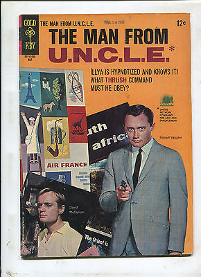 The Man From Uncle  6  6 0  Guy Ritchi Movie  1966