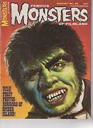 Famous Monsters 34