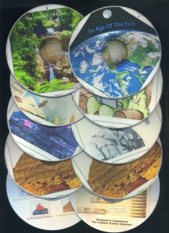 Kent Hovind - <2007> Creation Series Dvd Set