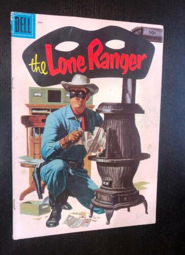 LONE RANGER #95 (Dell 1956) -- VG+