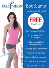 Build The Body Boot Camp! Epping Epping Whittlesea Area Preview