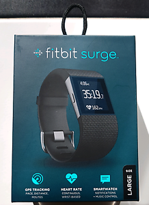 Fitbit Surge Redcliffe Belmont Area Preview