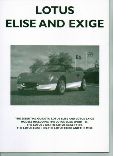 LOTUS+ELISE+AND+EXIGE.+ROAD+TEST+REPRINTS.+CP+PRESS+Inc+ROVER+K+SERIES+ENGINE