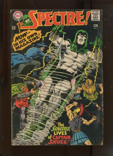 THE SPECTRE #1 (5.0) CLASSIC COVER