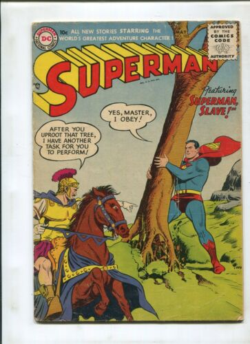 SUPERMAN #105 (3.5) SUPERMAN SLAVE