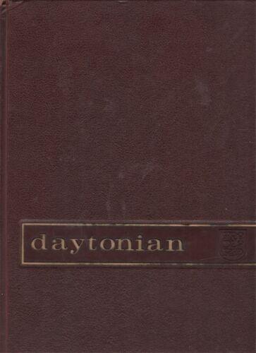 "1963 ""Daytonian"" - University of Dayton Yearbook - Dayton, Ohio"