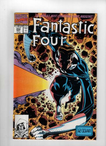 Fantastic Four #352 1st TVA Minutemen 1st Cameo Mobius M Mobius DISNEY+ Marvel