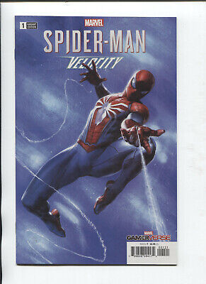 Spider Man Velocity #1 Otto Variant