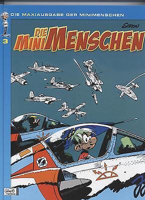 DIE MINIMENSCHEN GESAMTAUSGABE HC # 3 - SERON -EHAPA COMIC COLLECTION 2009 - TOP