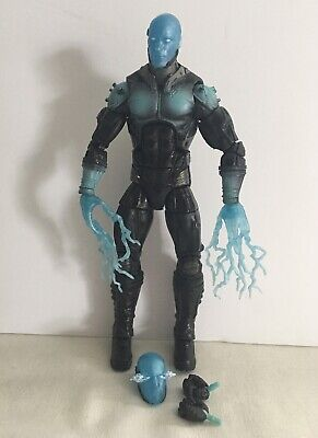 Marvel Legends Electro (Ultimate Goblin series) the amazing spiderman 2