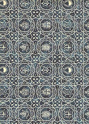 Italienisches Buntpapier / Überzugspapier / Buntpapier 50 x 70 cm