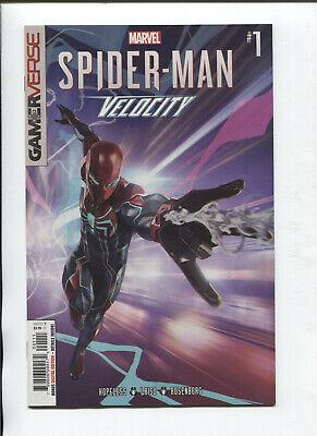 Spider Man Velocity #1