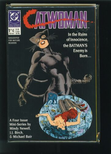 CATWOMAN Limited Series #1-4 Set NM-