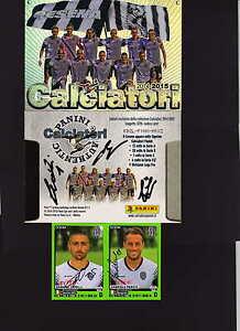 FIGURINE CALCIATORI PANINI 2014-15 CARTOLINA CARD CESENA AUTOGRAFATA - Forli   FC, Italia - FIGURINE CALCIATORI PANINI 2014-15 CARTOLINA CARD CESENA AUTOGRAFATA - Forli   FC, Italia