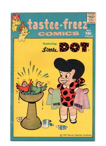 Tastee-Freez Comics #1, Little Dot, 1957; Richie Rich