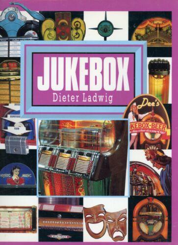 Vintage Jukeboxes - History Types Development / In-Depth Illustrated Book