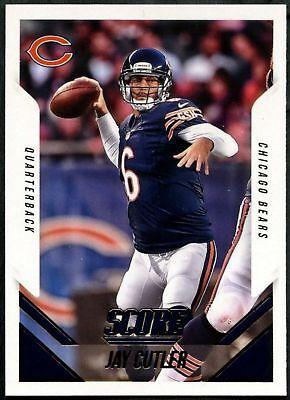 Jay Cutler - Chicago Bears #184 Score NFL 2015 Panini Football Trade Card C1517