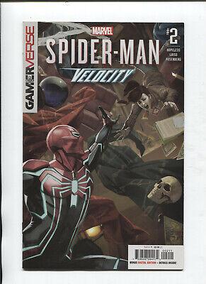 Spider Man Velocity #2