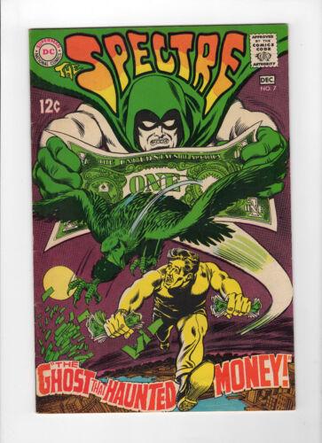 Spectre! #7 (Nov-Dec 1968, DC) - Very Fine
