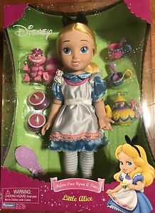 NEW Disney Before Once Upon A Time Little Alice doll