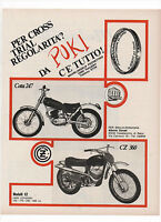 Pubblicità Epoca 1971 Moto Montesa Cota 247 Cz 360 Cross Advert Werbung Reklame -  - ebay.it