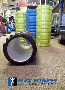 NEW HOLLOW FOAM ROLLERS - BLACK, BLUE OR GREEN Osborne Park Stirling Area Preview