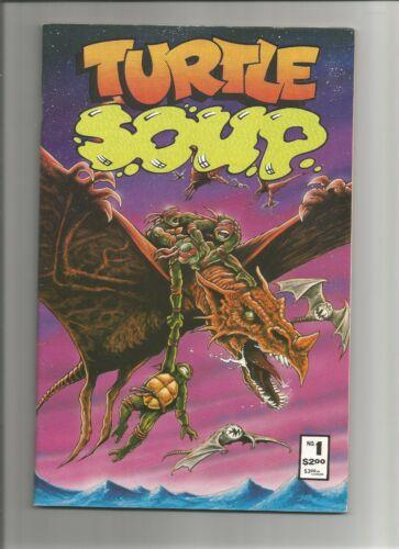 Teenage Mutant Ninja Turtles TURTLE SOUP Eastman Laird HIGH GRADE MIRAGE