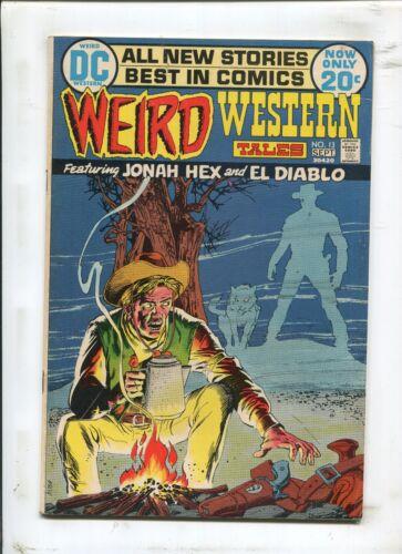 WEIRD WESTERN TALES #13 - 4TH JONAH HEX! - (7.0) 1972
