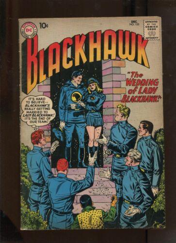 BLACKHAWK #155 (5.5) THE WEDDING OF LADY BLACKHAWK