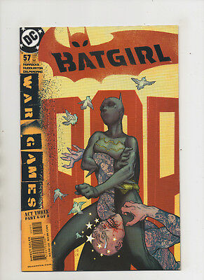- Batgirl #57 - War Games Act 3 - (Grade 9.2) 2004