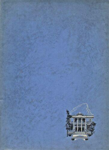 "1947 ""Milestones"" - Ward-Belmont School Yearbook - Nashville, Tennessee +"