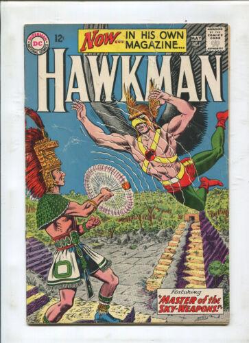 HAWKMAN #1 (4.5) KEY ISSUE!