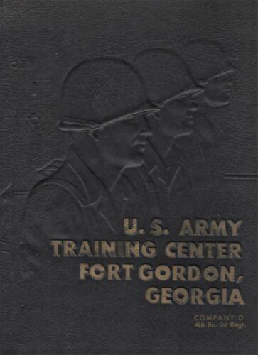 1964 U.S. Army Training Center Yearbook - Ft. Gordon, GA - Co. D, 4th BN, 2d Rgt