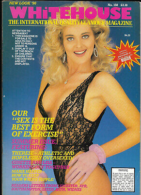 Vintage Men's Glamour Magazine