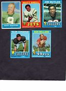 1964 Topps Football Card Lots
