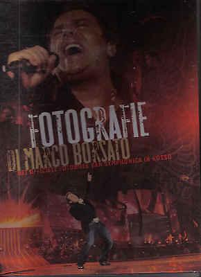 Marco Borsato-Fotoboek Symphonica In Rosso