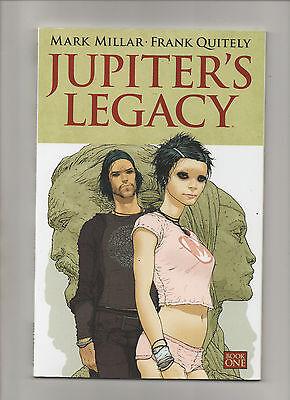 Jupiters Legacy  Book One   Mark Millar Tpb    Grade 9 2  2015