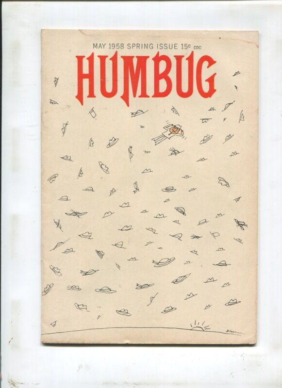 HUMBUG (4.5) SPRING ISSUE 1958