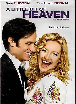 NEW COMEDY DVD // A LITTLE BIT OF HEAVEN // KATE HUDSON , GAEL  GARCIA (Gael Garcia Bernal A Little Bit Of Heaven)