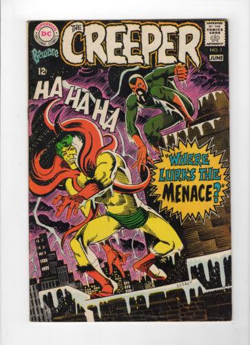 Beware the Creeper #1 (May-Jun 1968, DC) - Very Fine