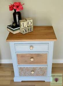 Occassional table with drawers New Beith Logan Area Preview