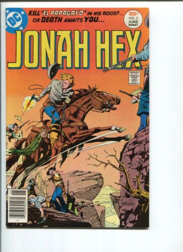 JONAH HEX #2    9.0   VF/NM   GUIDE VALUE IS $69.00!!
