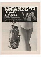Pubblicità 1972 Maressub Sub Pinne Maschera Advert Werbung Reklame Publicitè -  - ebay.it