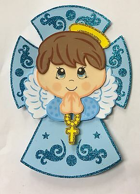 10pc Comunion Centerpiece Decoration Foam Girl-Boy Bautizo/Baptism Favor