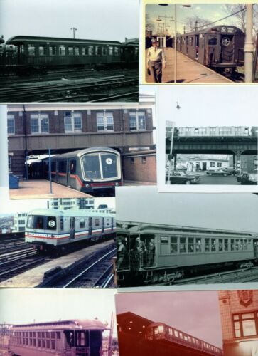 NEW YORK CITY TRANSIT AUTHORITY PRINTS LOT OF 32 DIFFERENT SIZE 5 BY 3 1/2